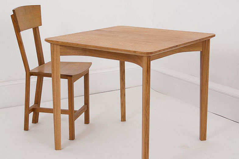Aller Dining Table and Chair