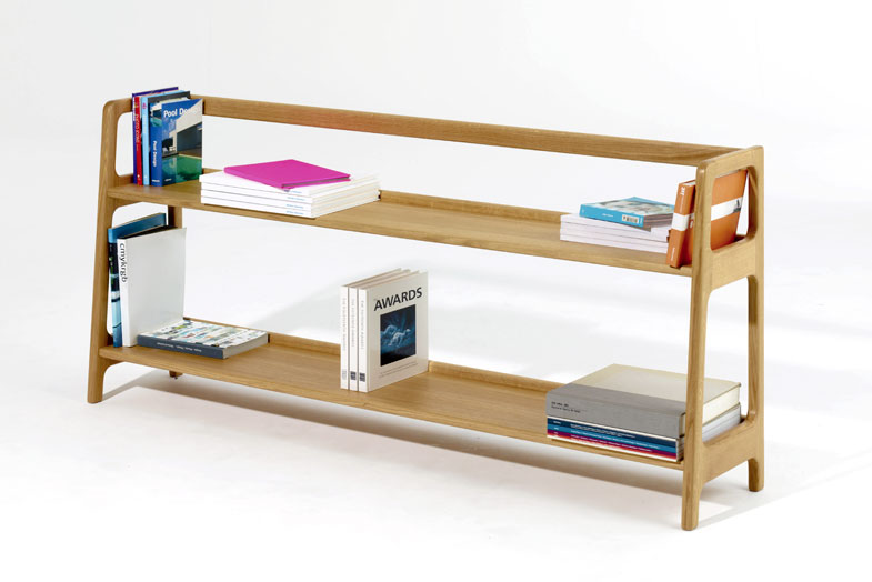 Agnes Low Long Shelves