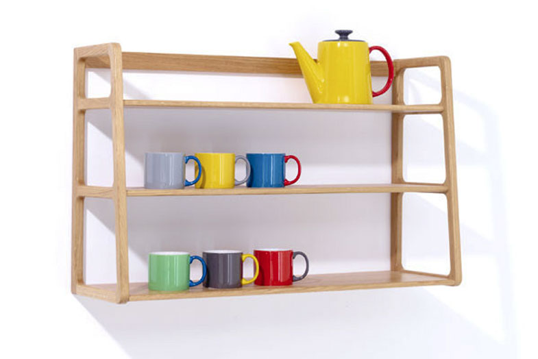 Agnes Wall-Hung Shelves