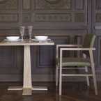 Cowley Manor Hotel Dining Table and Chair