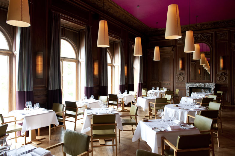 Cowley Manor Restaurant