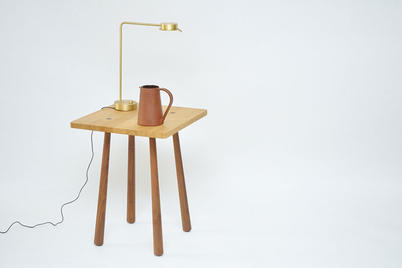 Cricket Side Table