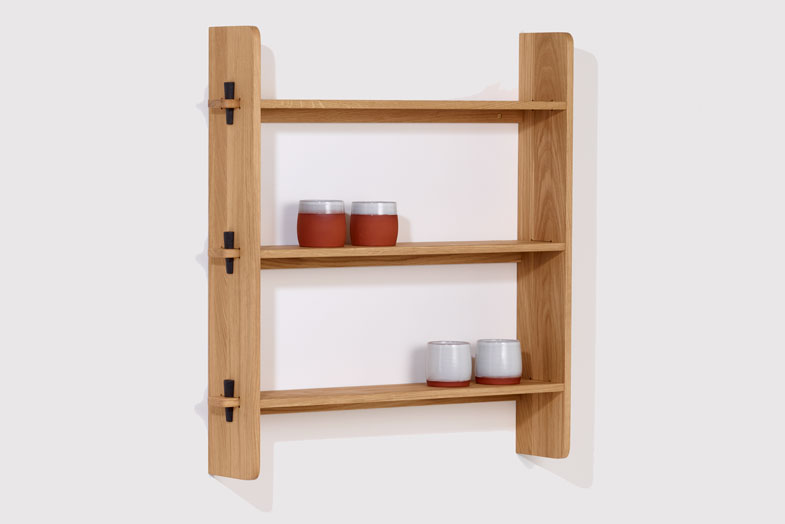 Wedge Shelves